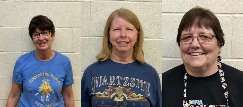 Cumberland Elementary School Principal's Featured Staff of the Week