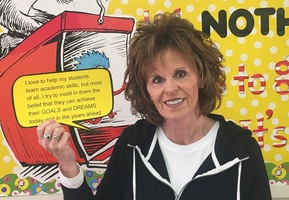 Cumberland Elementary School Principal's Featured Teacher of the Week