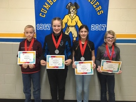 Middle School Quest Students take Second Place in the Stock Market Game
