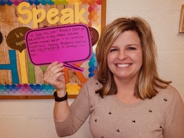 Cumberland Elementary Principal's Featured Teacher of the Week
