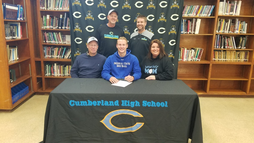 Cutts signs letter of intent
