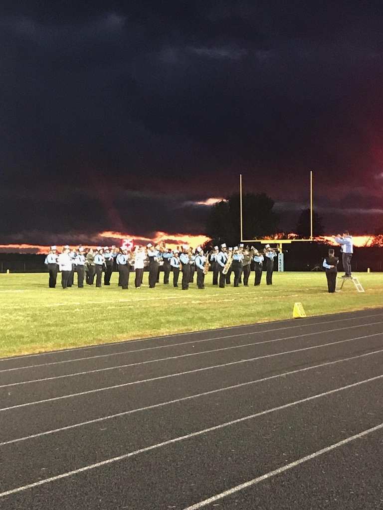 Cumberland High School Band